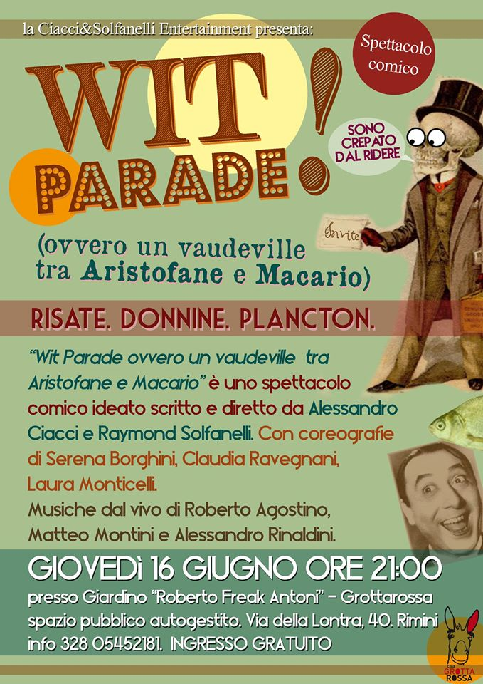 Wit Parade!
