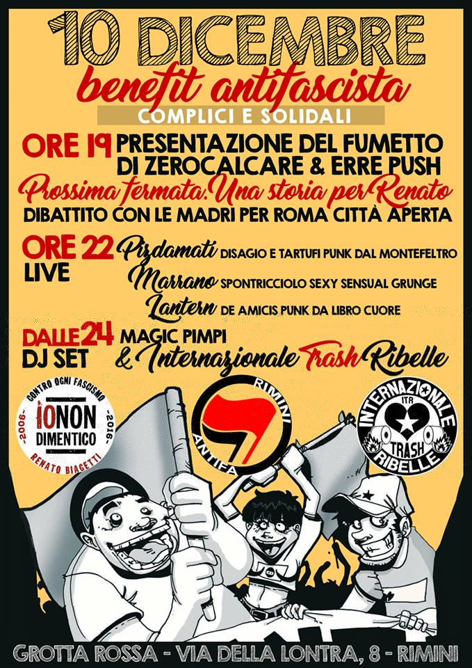 benefit antifascista